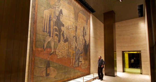 Big Picasso to move to NY museum, ending dispute
