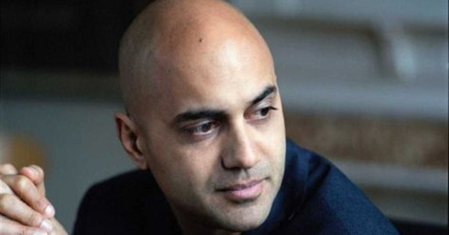 Busy playwright Ayad Akhtar finds his groove