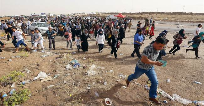 What is going on in Iraq and why?