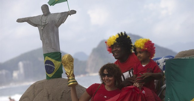 BRAZIL BEAT: Van Gaal not thinking much about club