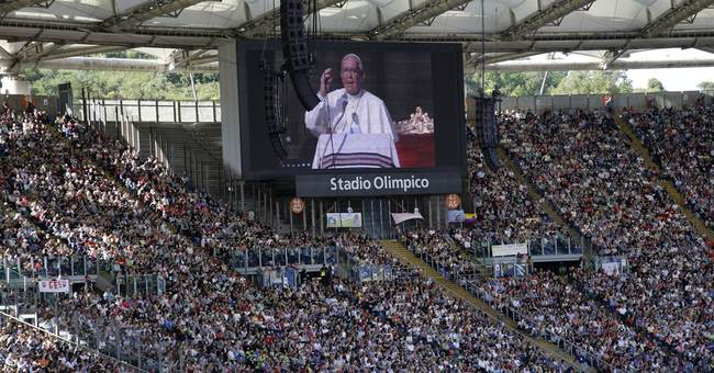 Pope to World Cup: Overcome racism, greed in sport