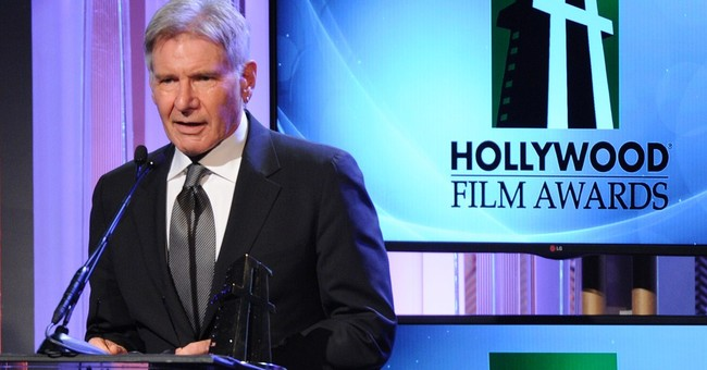 Harrison Ford injures ankle on set of 'Star Wars'