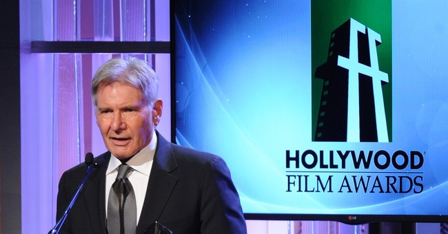 Harrison Ford injures ankle on set of 'Star Wars'