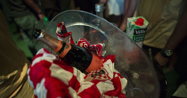 World Cup's opening match mesmerizes Brazilians