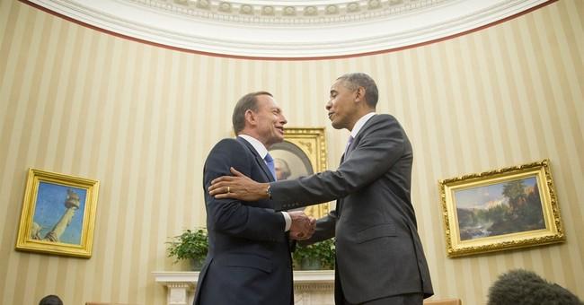 Obama praises security cooperation with Australia