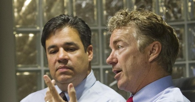 Rand Paul says Labrador would be 'a great leader'