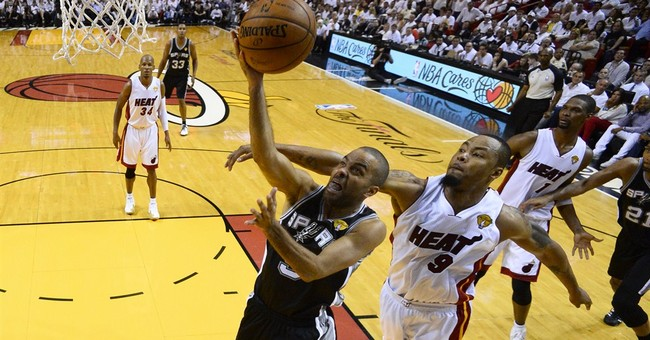 Game 4 of NBA Finals draws 9.3 rating on ABC