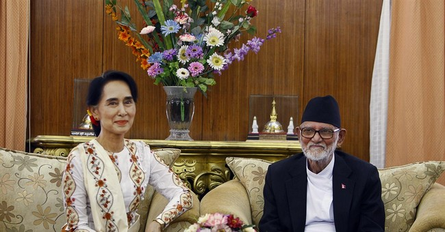 Myanmar committee's vote a setback for Suu Kyi