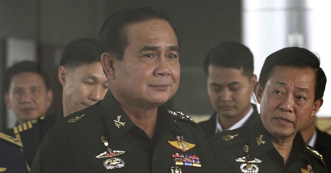 Thailand's junta lifts curfew throughout country