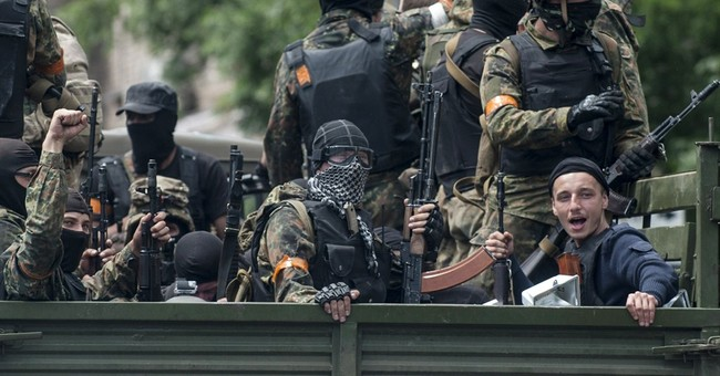 Ukrainian troops drive rebels out of Mariupol