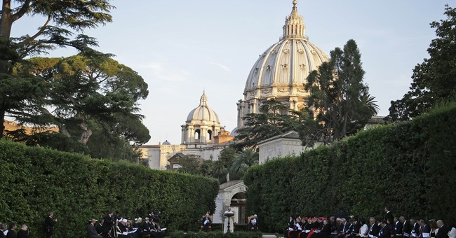 Pope says Vatican opposed Mideast prayer at first