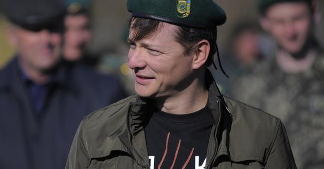Militant bravado wins support for Ukraine radical