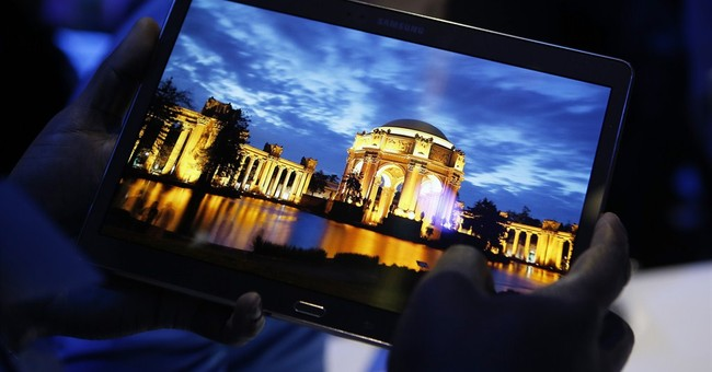 Samsung tablets to have richer colors in screens