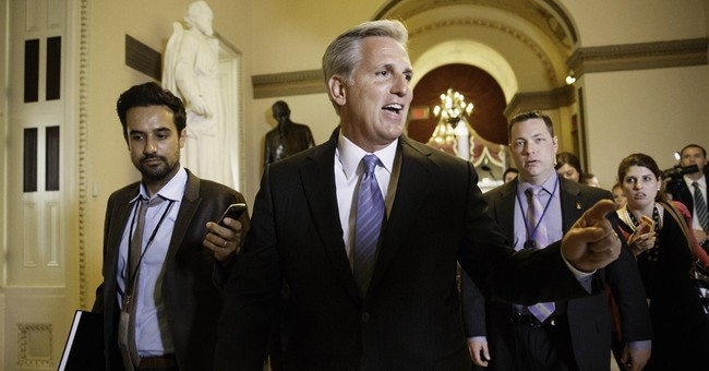 Quick turnaround gives McCarthy edge in GOP race