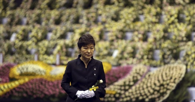 S. Korean leader changes Cabinet to win back trust