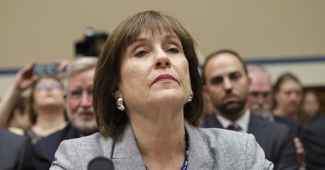 IRS lost emails by official in tea party probe