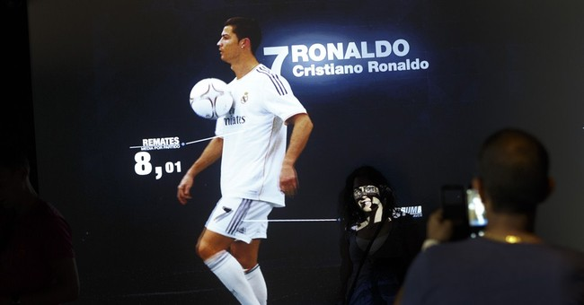 Spain props up soccer amid crushing austerity