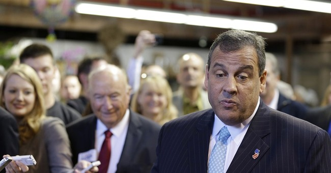 Christie disagrees with Perry on gay comparison