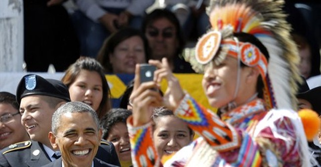 Obama: More US can do to help Native Americans
