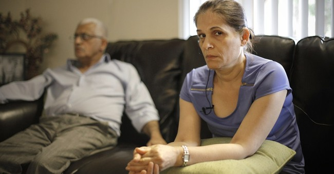 New Mexico Iraqi woman hurt in possible hate crime