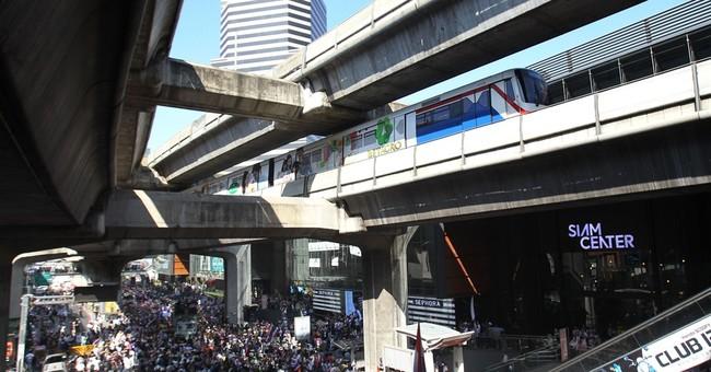 Thai junta considers $93 billion transport plan