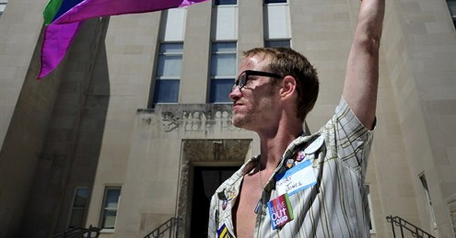 Correction: Gay Marriage-Wisconsin story