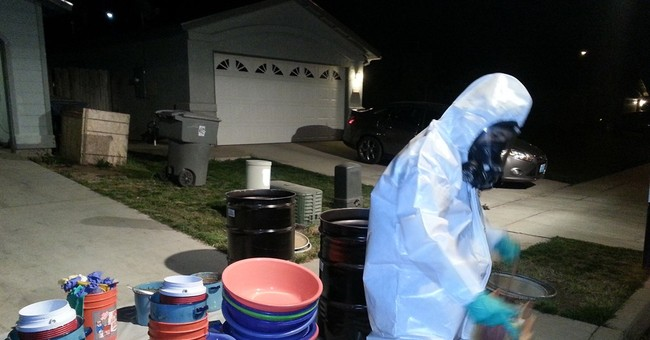 Meth pours into Central California as liquid