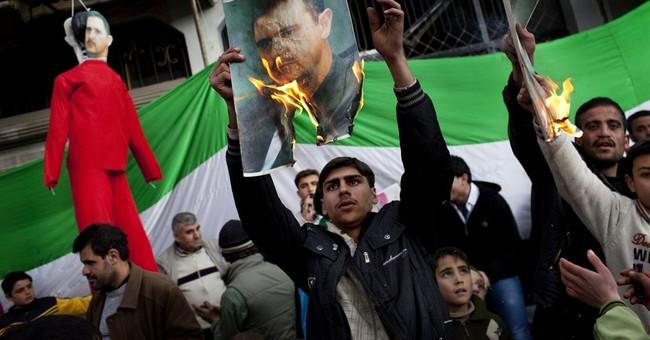 AP Analysis: Turmoil blurring Mideast borders