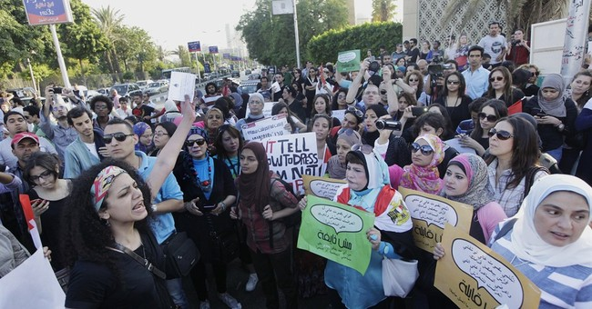Egypt sends 13 to trial for sexual violence