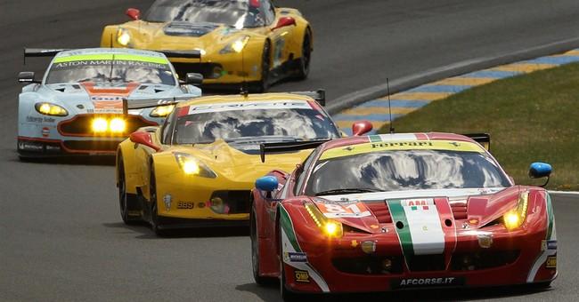 Audi wins 13th title at Le Mans