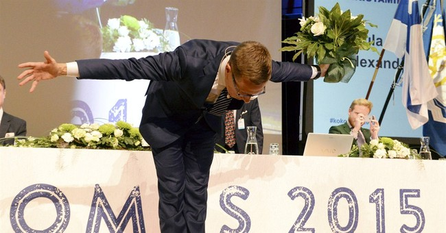 Stubb wins party leader vote, will be Finnish PM