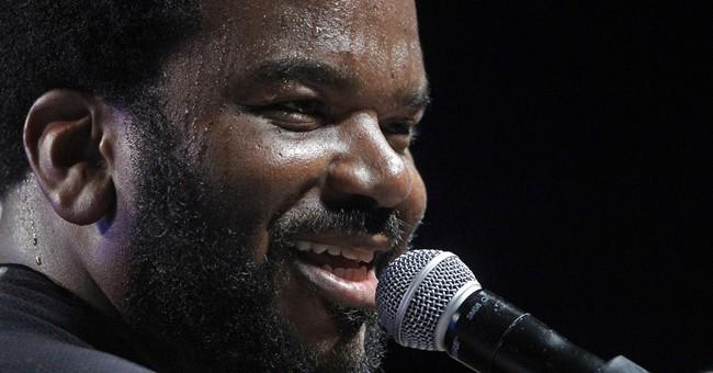 Funky and funny: Craig Robinson jams at Bonnaroo