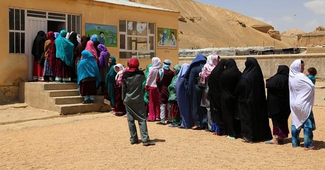 US: Afghan vote step forward on 'democratic path'