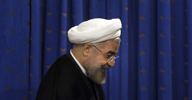 Iran's president: Ready to help Iraq if asked
