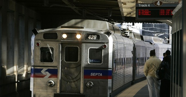Philadelphia commuter rail workers go on strike