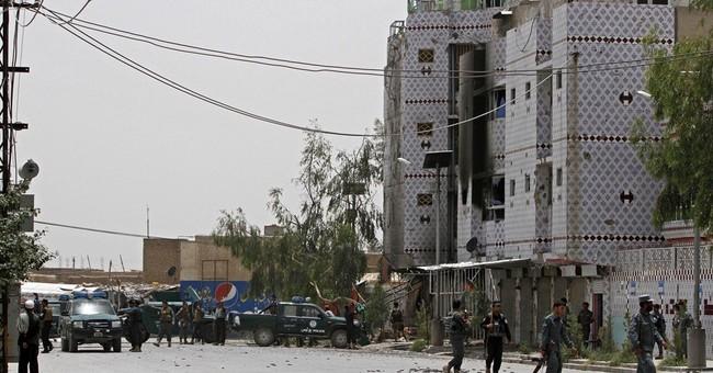 Roadside bomb kills 11 after Afghan vote