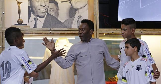 Brazil inaugurates Pele Museum, honoring legend