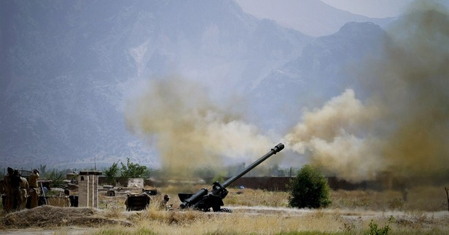 Pakistan army launches offensive against militants