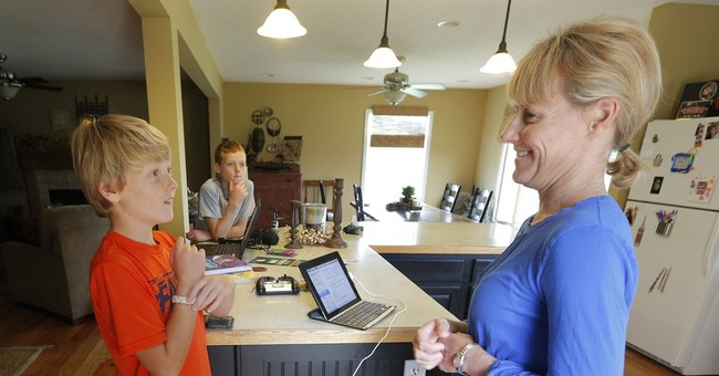 Home-schooling parents rally against Common Core