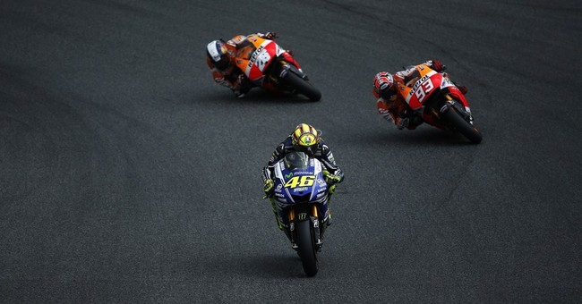 Marquez makes it 7-for-7 at Catalonia GP
