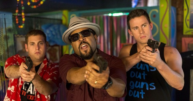 'Jump Street' beats 'Dragon' in box-office battle
