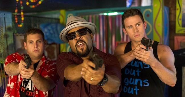 'Jump Street' beats 'Dragon' in box-office battle