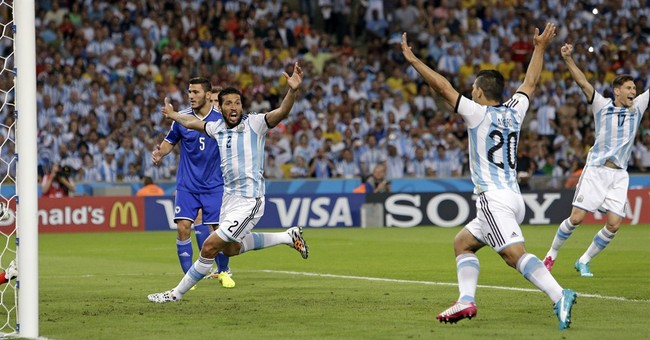 Messi strike delights; French, Swiss win too