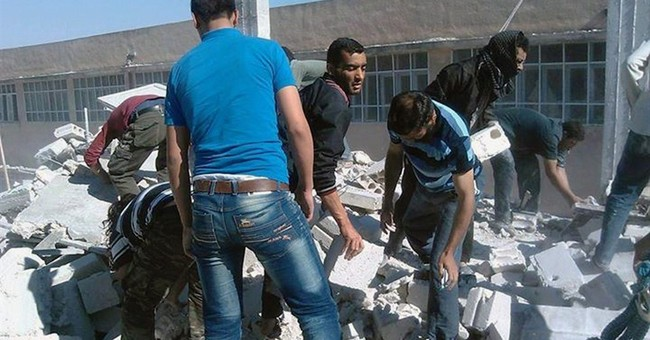 Syrian army crushes rebel push near Turkish border