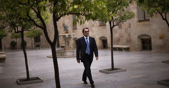 Artur Mas: Catalonia's unlikely revolutionary