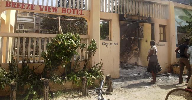 Kenya president blames locals for deadly attacks