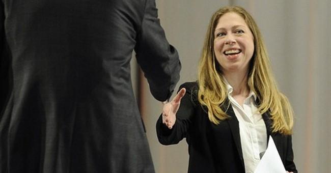 Chelsea Clinton: More community service needed