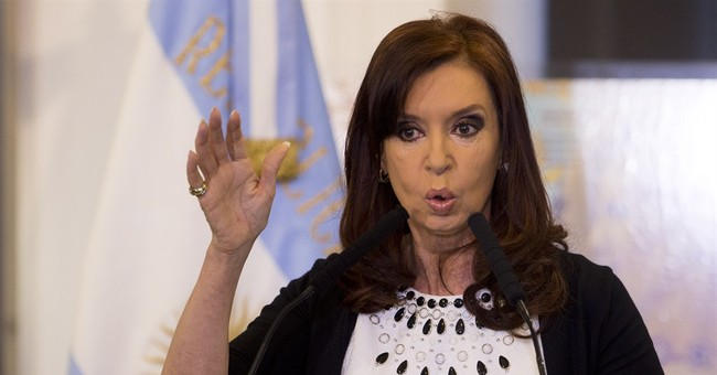 Argentina: Won't submit to 'extortion' on debt