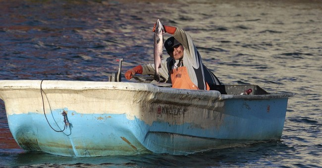 Unions join fight over Washington fish consumption