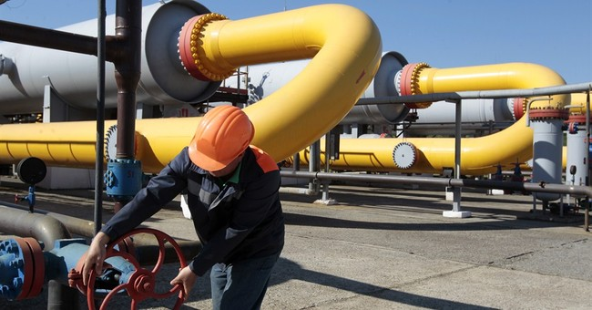 Gazprom says flow of gas to Europe uninterrupted